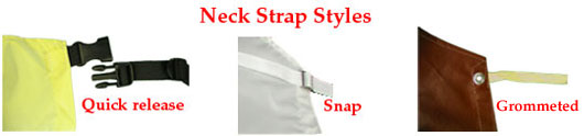 styles of neck straps